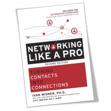 Networking Like a Pro - Second Edition