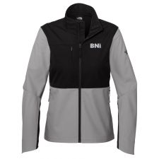 The North Face Ladies Castle Rock Soft Shell Jacket