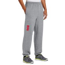 Port & Company Unisex Essential Fleece Sweatpant with Pocket