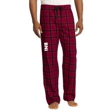 District Flanel Plaid Pant
